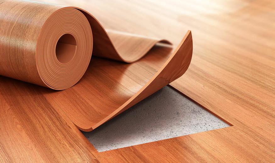 Wie hoch fallen die durchschnittlichen Linoleum verlegen Kosten aus?