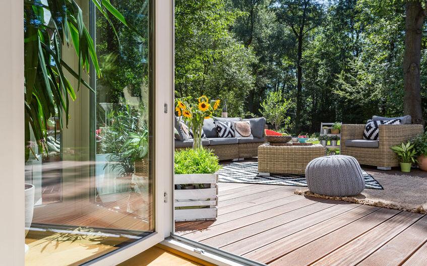 Mit welchen Terrasse bauen Kosten pro Qm ist im Schnitt zu rechnen?